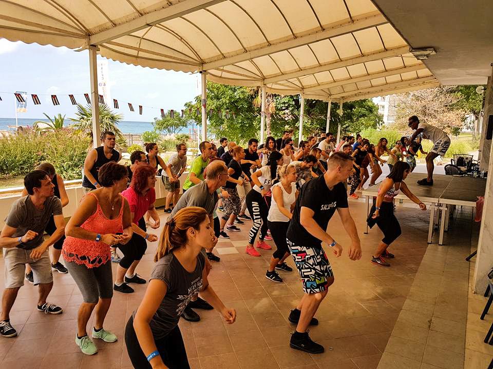 RITMO DE SALSA - sjajan provod na Cubamonte festivalu
