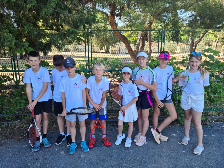 rezultati turnira uspjeh malih tenisača iz tk dubrovnik igrali su lorenzo butigan, pavle beribaka, josip ivanković, dora kristić, anđela takač i asija džanković