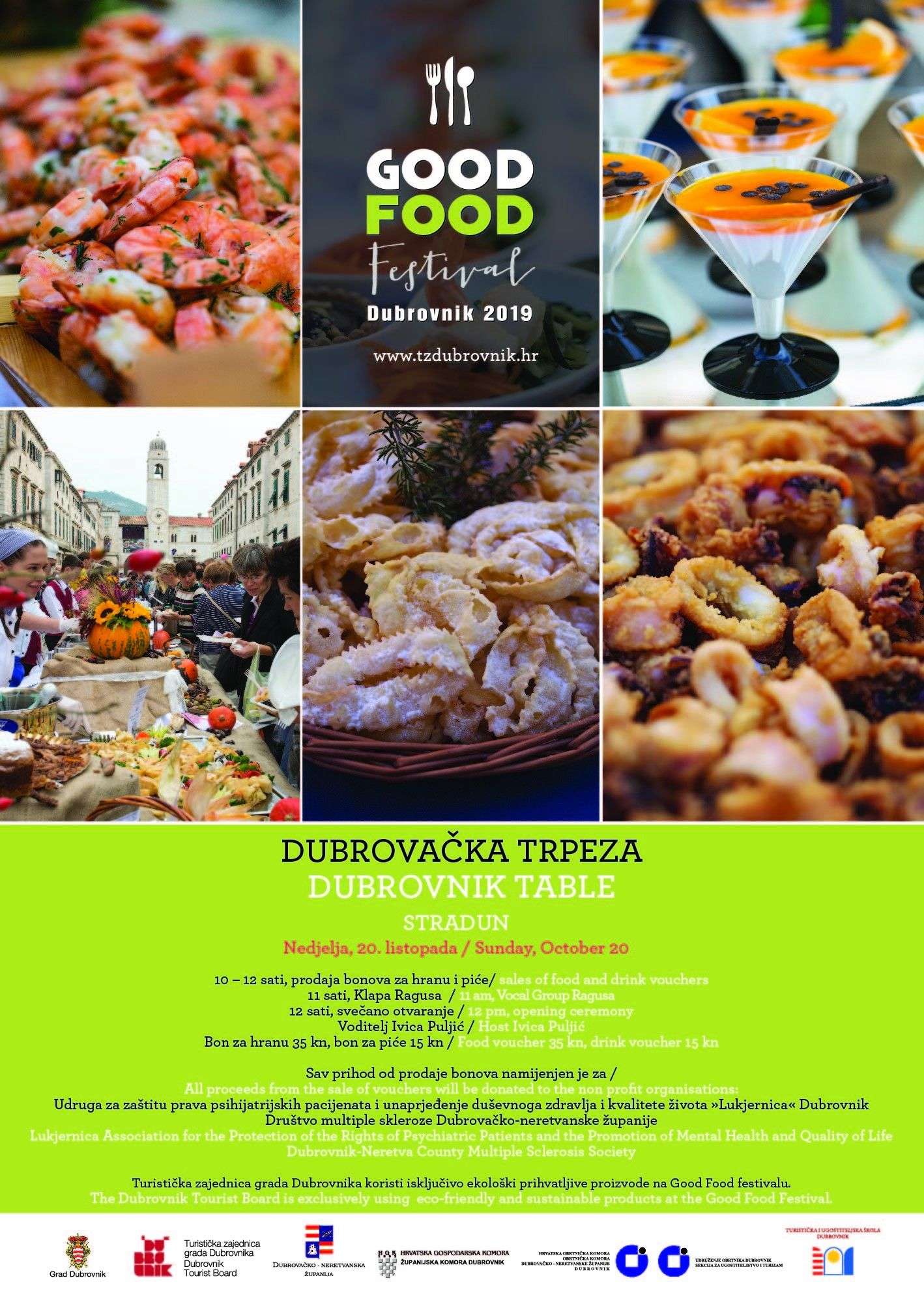 ZAVRŠNICA ŠESTOG GOOD FOOD FESTIVALA