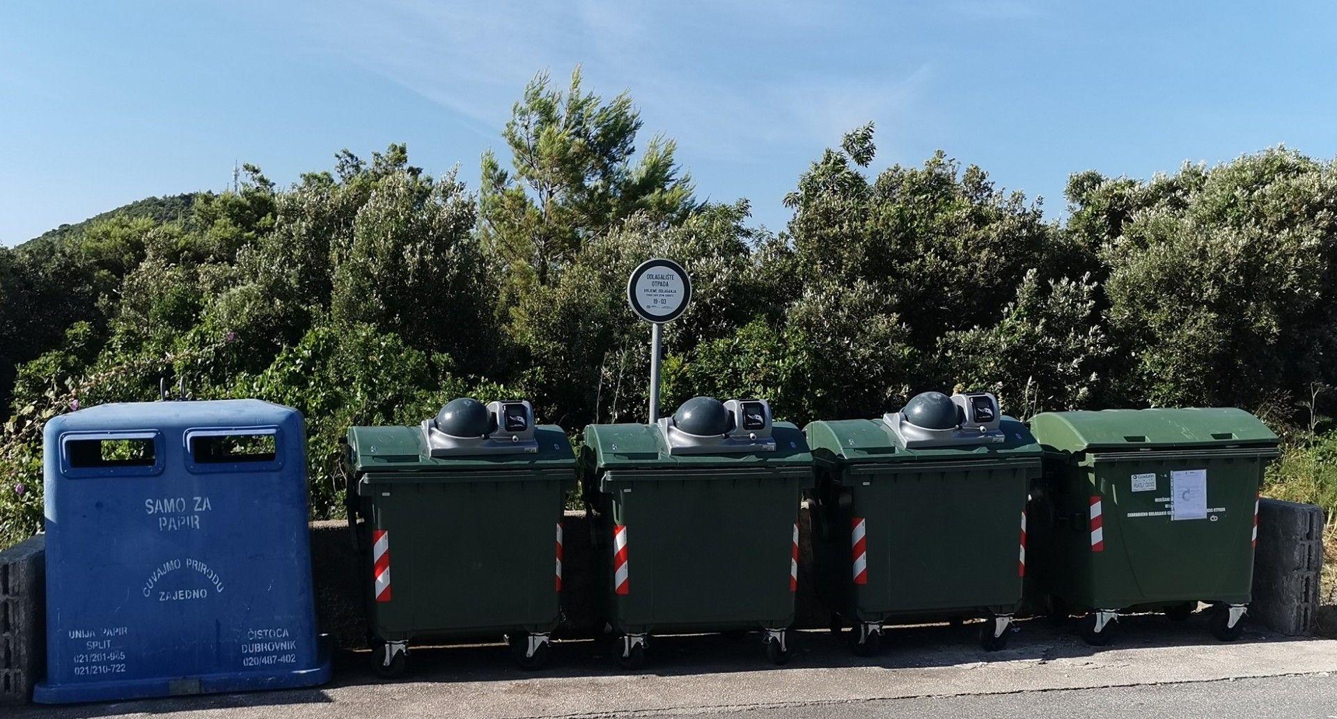Kuka za odvod smeća